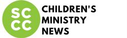 Children's Ministry news